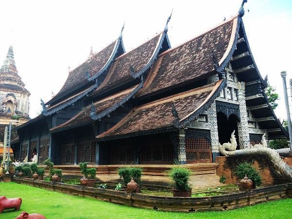 Một ngày ở Chiang Mai, lạc vào xứ sở của những chùa tháp tuyệt đẹp Ảnh 1