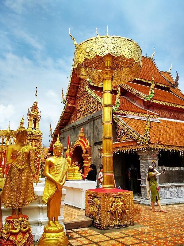 Một ngày ở Chiang Mai, lạc vào xứ sở của những chùa tháp tuyệt đẹp Ảnh 3