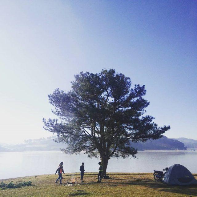 Địa điểm vui chơi Đà Lạt - Hồ Suối Vàng
