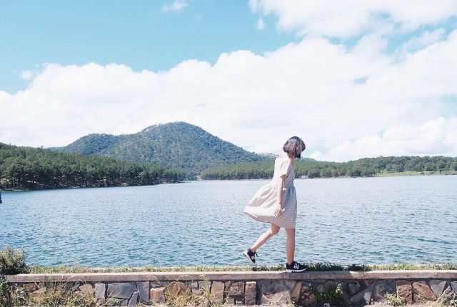 Địa điểm vui chơi - Hồ Tuyền Lâm Đà Lạt