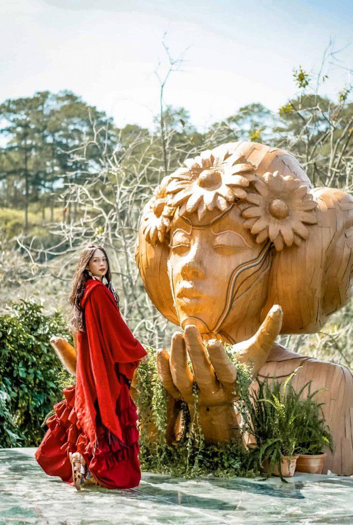 Check in Khu vườn cổ tích Đà Lạt