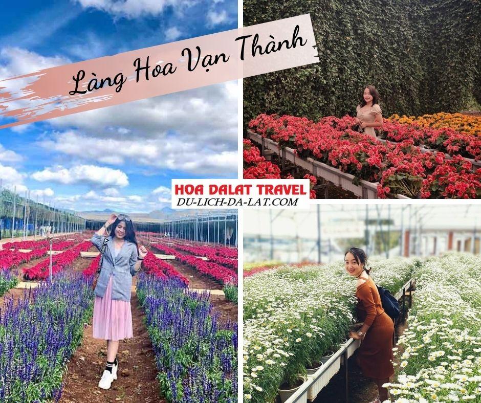 Khu du lịch làng hoa vạn thành