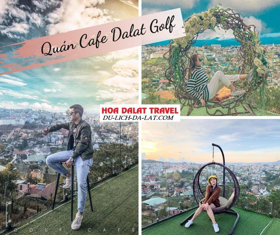 Quán cafe dalat golf